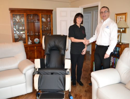 MND client chair
