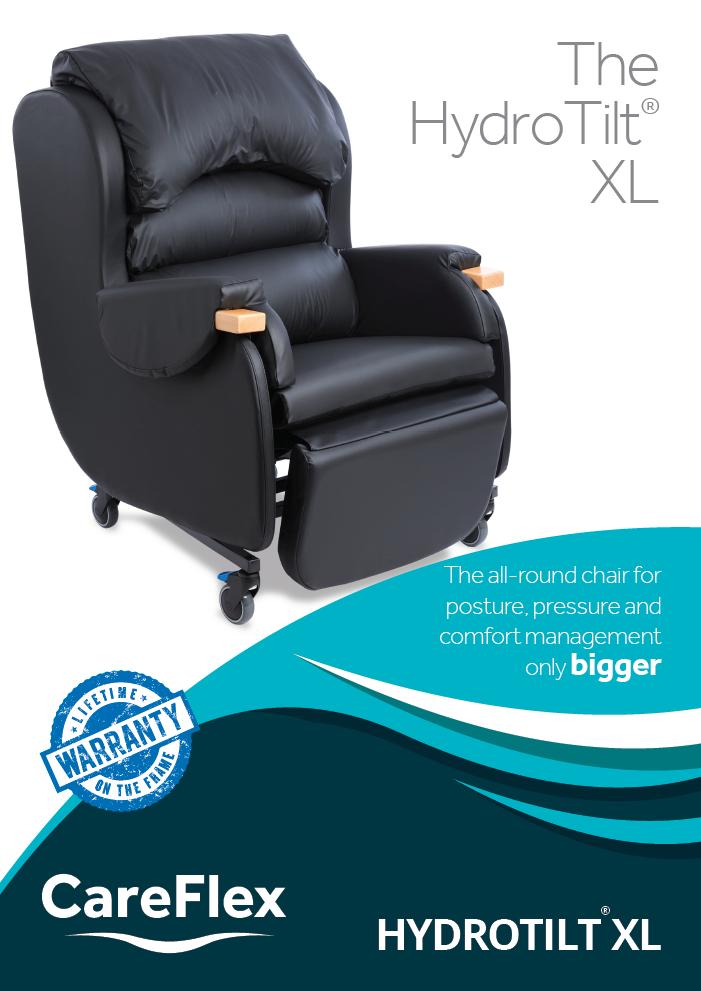 HydroTiltXL Information Flyer