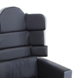 CareFlex SmartSeatProwith back angle recline and multi-adjustable back