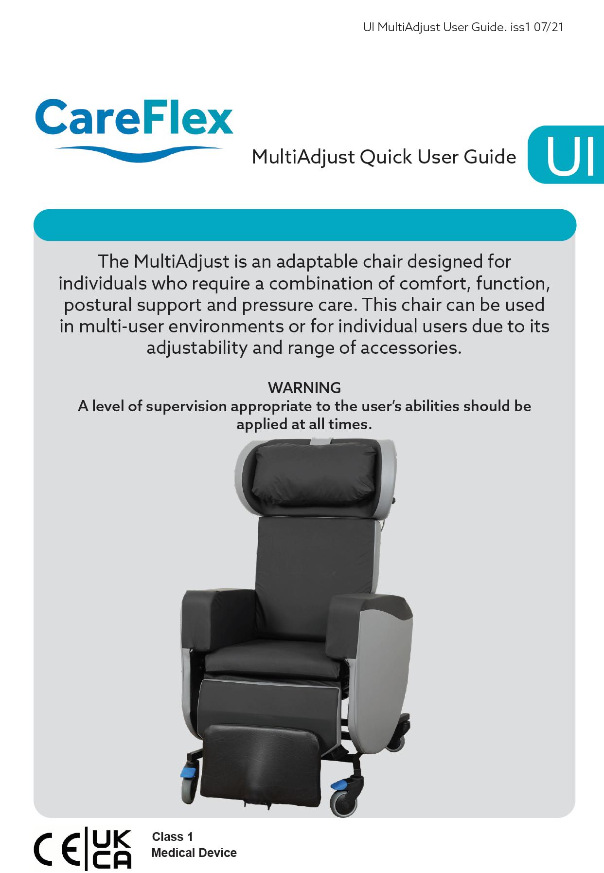 MultiAdjust User Guide